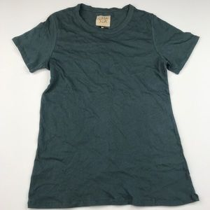 Chaser Green Short Sleeved Tee T-shirt Top NWT